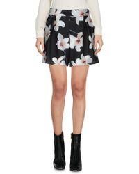 No Secrets - Mini Skirt - Lyst