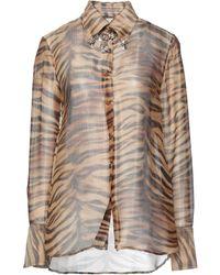 Ermanno Scervino Shirt - Natural