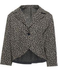 Eleonora Amadei Suit Jacket - Black