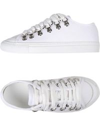 JW Anderson Low-tops & Sneakers - White