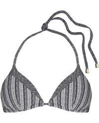 Heidi Klum Bikini Top - Black