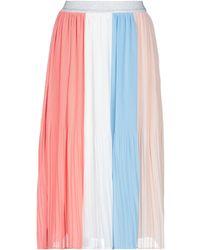 Suncoo 3/4 Length Skirt - Multicolor