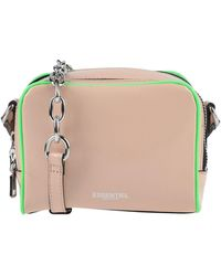 Essentiel Antwerp Cross-body Bag - Natural