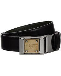 Dolce & Gabbana - Belt - Lyst