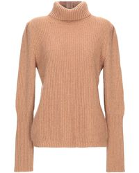 Attic And Barn Turtleneck - Natural