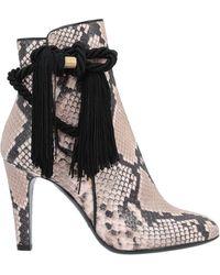 Philosophy Di Lorenzo Serafini Ankle Boots - Gray