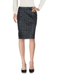 Roccobarocco - Knee Length Skirts - Lyst