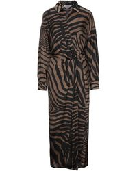 Jucca Long Dress - Black