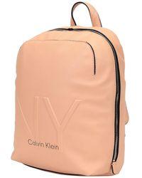 Calvin Klein Sacs à dos et bananes - Neutre
