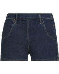 Juicy Couture Denim Shorts - Blue