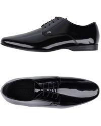 Versace Chaussures à lacets - Noir