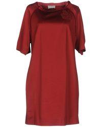 Roberta Scarpa - Short Dresses - Lyst