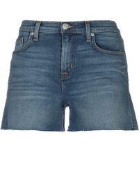 Hudson Jeans - Short en jean - Lyst