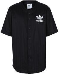 adidas Originals Camisa - Negro