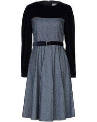 Roberta Scarpa Knee-length Dress - Multicolor