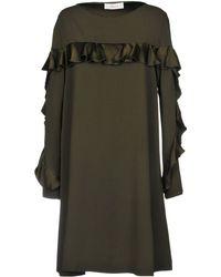 Jucca Short Dress - Green
