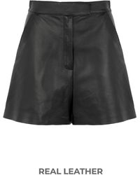 8 by YOOX Shorts & Bermuda Shorts - Black
