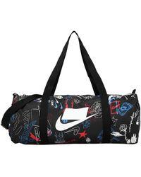 Nike Reisetasche - Schwarz
