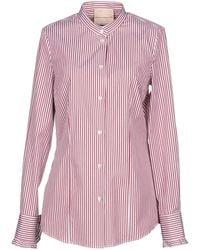 Erika Cavallini Semi Couture - Shirt - Lyst
