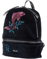 Pollini Backpacks & Bum Bags - Black