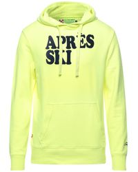 Mc2 Saint Barth Sweatshirt - Yellow