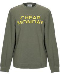 Cheap Monday Sweatshirt - Green