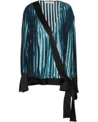 Diane von Furstenberg - Shirt - Lyst