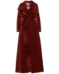 Gentry Portofino Coat - Red