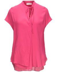 Slowear Bluse - Pink