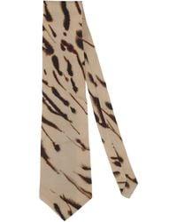 Ottod'Ame Ties & Bow Ties - Natural
