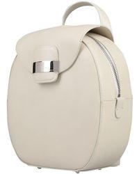 Sergio Rossi Backpacks & Bum Bags - Natural