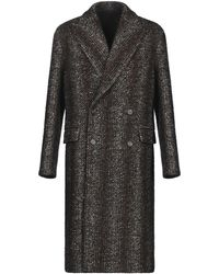 Tagliatore Manteau long - Marron