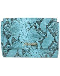 Frankie Morello Handbag - Blue