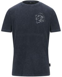 Fay Camiseta - Azul