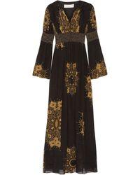 Rachel Zoe Long Dress - Black