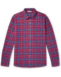 Alex Mill Camisa - Rojo