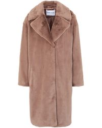Stand Studio Faux Fur - Brown