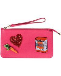 Dolce & Gabbana Petite pochette - Multicolore