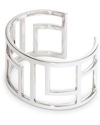 Lancel Bracelet - Metallic