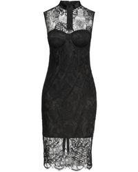 Marciano Knee-length Dress - Black