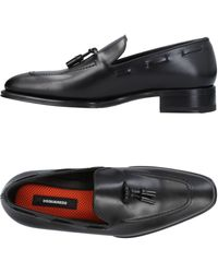 DSquared² Loafer - Black