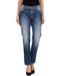 Novemb3r - Pantaloni jeans - Lyst