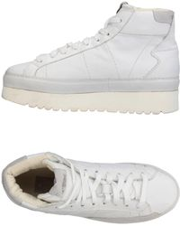 Soya Fish High Sneakers & Tennisschuhe - Weiß