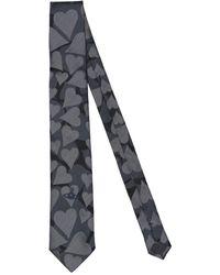 Vivienne Westwood Tie - Grey