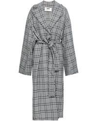 Zimmermann Overcoat - Grey