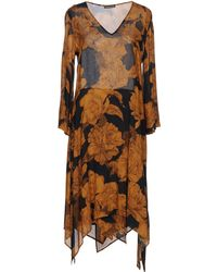 DRYKORN Knee-length Dress - Brown