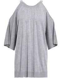 Halston Sweater - Gray