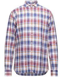 Hackett - Shirt - Lyst