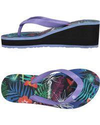 Desigual - Toe Post Sandal - Lyst