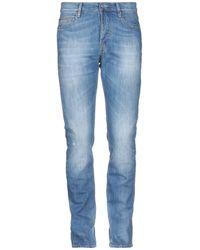 Care Label Pantalones vaqueros - Azul